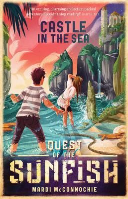 The Castle in the Sea (Quest of the Sunfish Book 2)