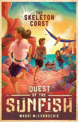 The Skeleton Coast: Quest of the Sunfish 3