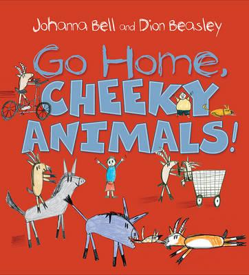 Deadly Reads: Go Home Cheeky Animals