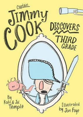 Captain Jimmy Cook DiscoversThirdGrade