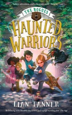 Haunted Warriors (The Rogues, Book 3)