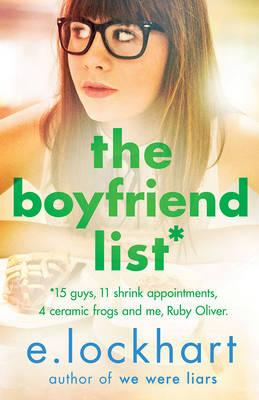 The Boyfriend List (Ruby Oliver,BookOne)