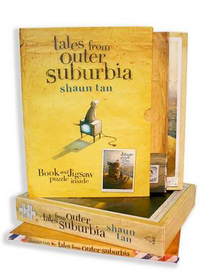 Tales from Outer Suburbia (Book and Jigsaw Puzzle Set)