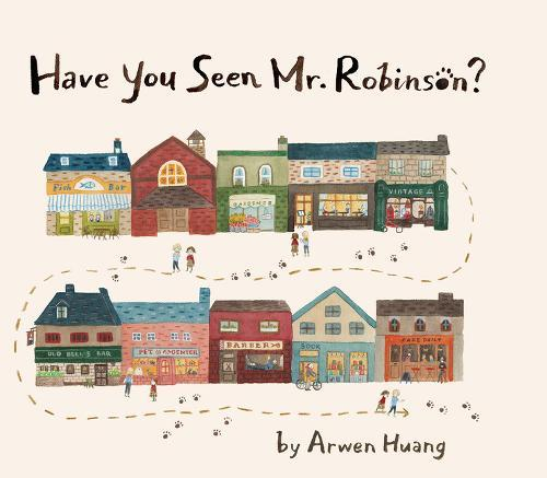 Have You Seen Mr. Robinson?