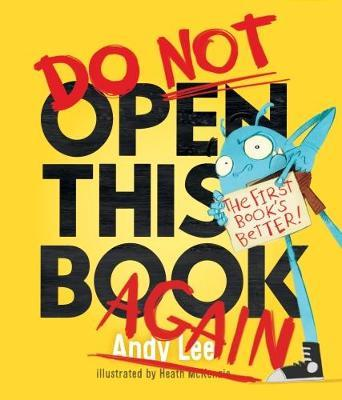 Do Not Open ThisBookAgain