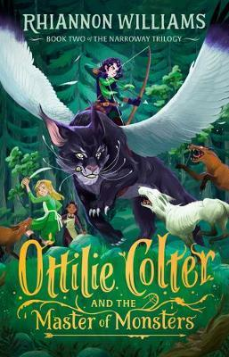 Ottilie Colter and the MasterofMonsters