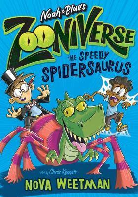 The Speedy Spidersaurus (Noah andBlue'sZooniverse)