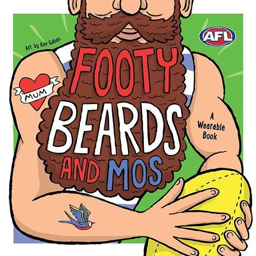 Footy Beards and Mos