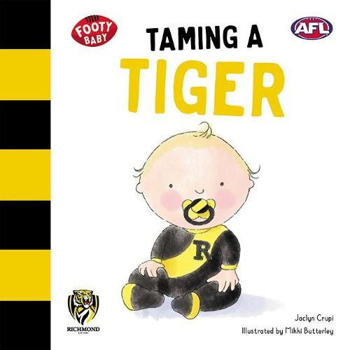 Taming a Tiger (Footy Baby, Richmond Tigers)