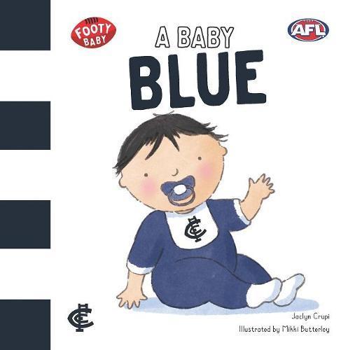 A Baby Blue:CarltonBlues
