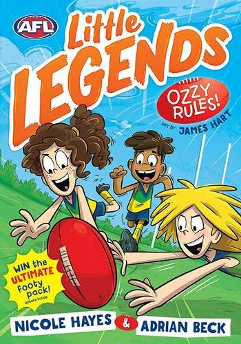 Ozzy Rules! (AFL Little Legends, Book 1)