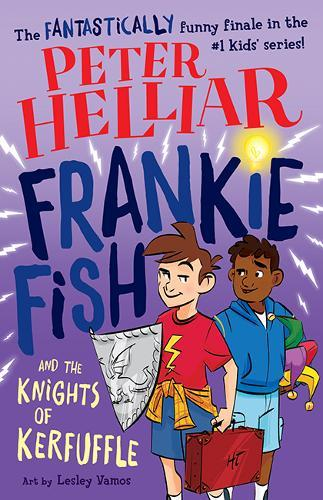 Frankie Fish and the KnightsofKerfuffle
