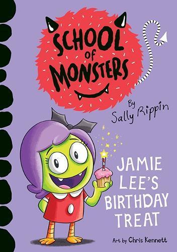 Jamie Lee's Birthday Treat: SchoolofMonsters