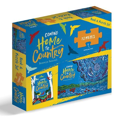 Coming Home To Country Book and Puzzle Set: Coming Home To Country