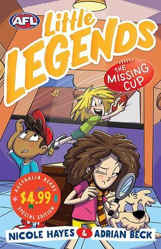 The Missing Cup: AFL Little Legends Australia Reads Special Edition