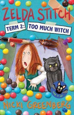 Zelda Stitch Term Two: TooMuchWitch