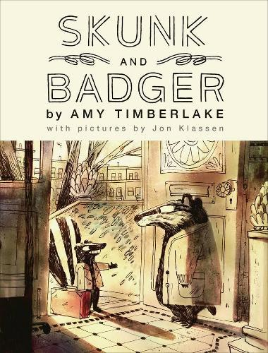Skunk and Badger (Skunk and Badger, Book 1)