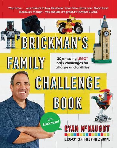 Brickman's FamilyChallengeBook