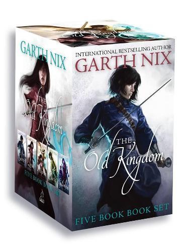 The Old Kingdom Five Book BoxSet(slipcase)