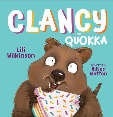 Clancy the Quokka