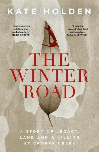 The Winter Road: A Killing atCroppaCreek