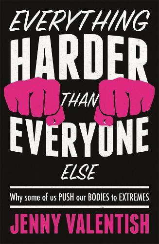 Everything Harder Than Everything Else