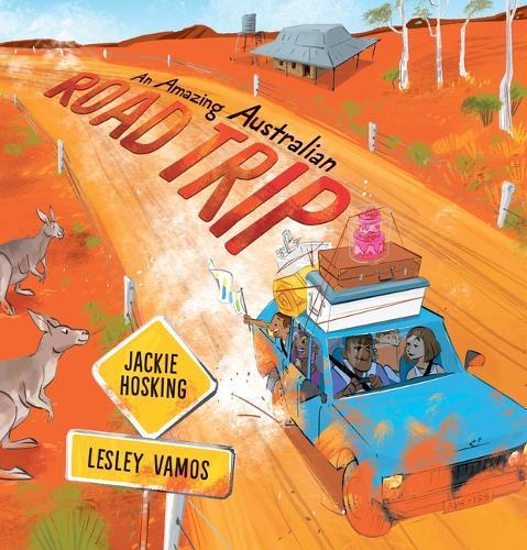 An Amazing AustralianRoadTrip