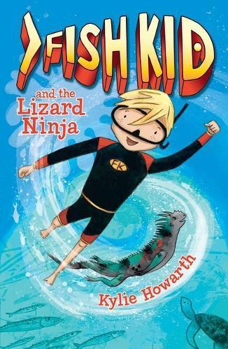 Fish Kid and theLizardNinja