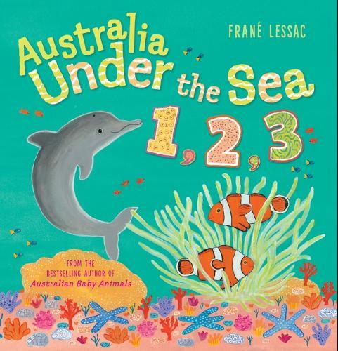 Australia Under the Sea 1, 2, 3