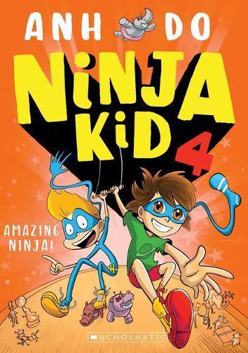 Amazing Ninja! (Ninja Kid, Book 4)
