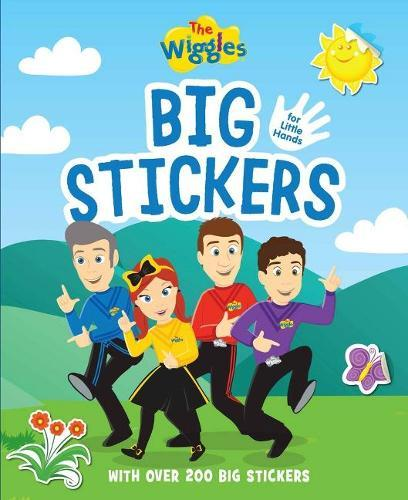 The Wiggles: Big Stickers For Little Hands: With Over 200 Big Stickers