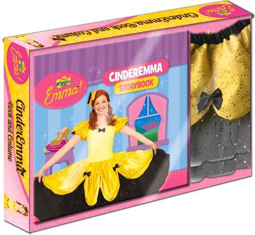 The Wiggles Emma!: CinderEmma Book and Costume