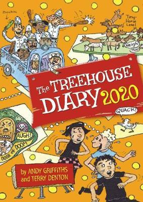 The 117-StoreyTreehouse:Diary