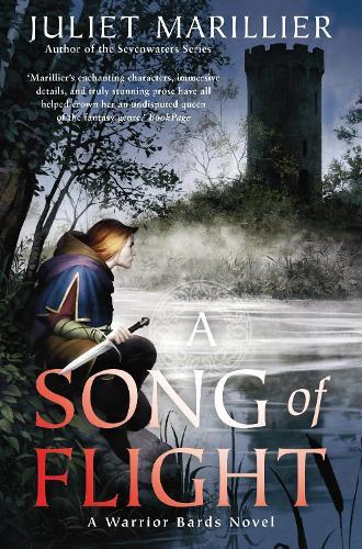 A Song of Flight: A Warrior BardsNovel3