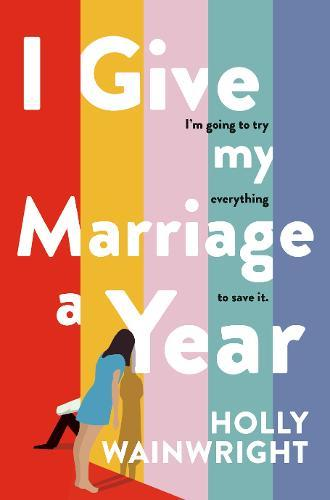 I Give My MarriageaYear