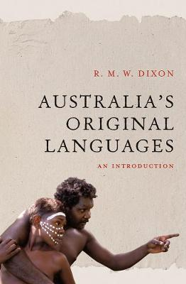 Australia's Original Languages: An Introduction