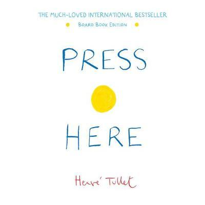 Press Here (Board Book Edition)