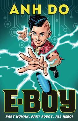E-Boy (E-Boy,Book1)