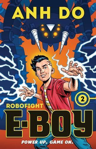 Robofight (E-Boy,Book2)