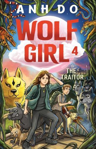 The Traitor (Wolf Girl, Book 4)