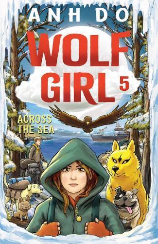 Across the Sea (Wolf Girl,Book5)