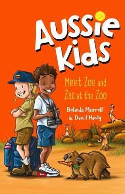 Aussie Kids: Meet Zoe and Zac attheZoo