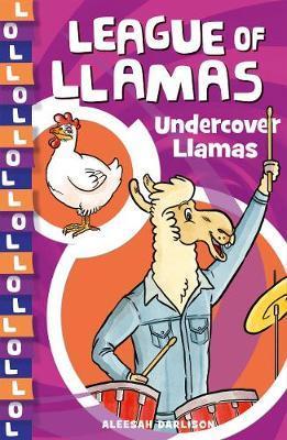 League of Llamas 3: Undercover Llamas