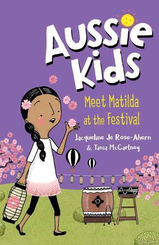 Aussie Kids: Meet Matilda at the Festival