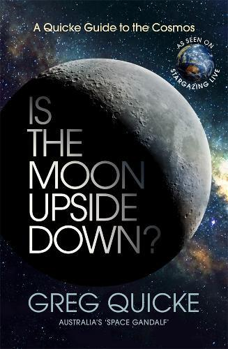 Is the MoonUpsideDown?