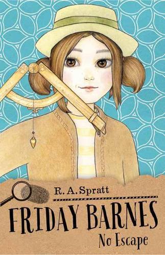 No Escape (Friday Barnes,Book9)