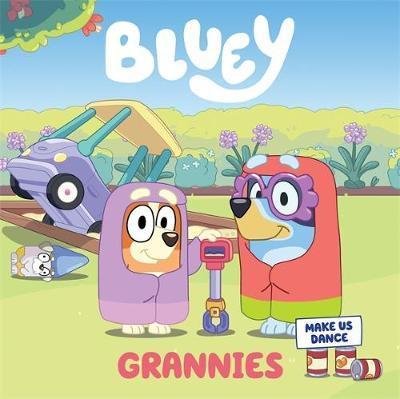 Bluey:Grannies