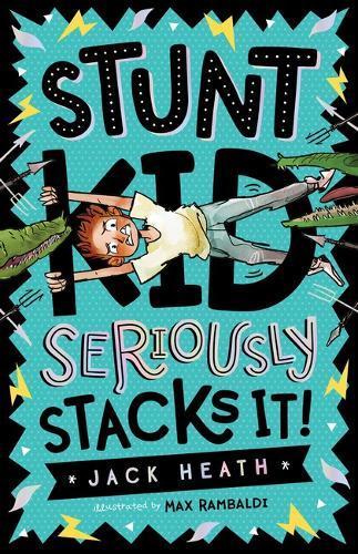 Stunt Kid SeriouslyStacksIt!