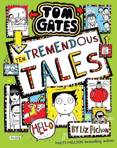Ten Tremendous Tales (Tom Gates,Book18)
