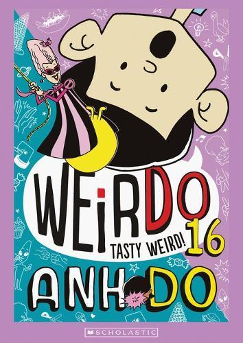 Tasty Weird (WeirDo,Book16)